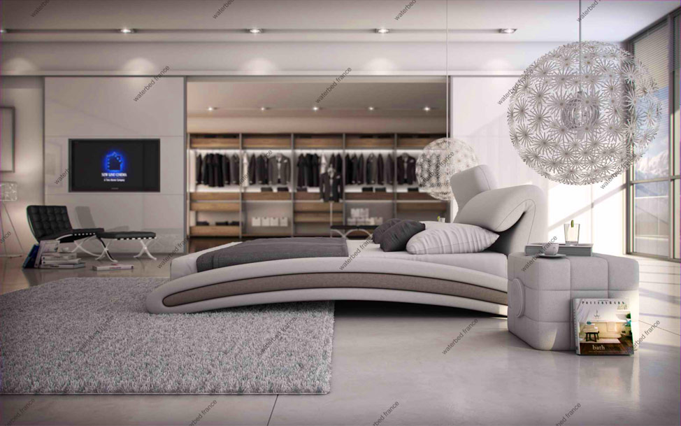 matelas eau waterbedfrance confort du sommeil se. Black Bedroom Furniture Sets. Home Design Ideas